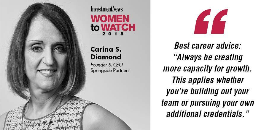 Carina Diamond Financial Advice Child Psychology Financial Advisory