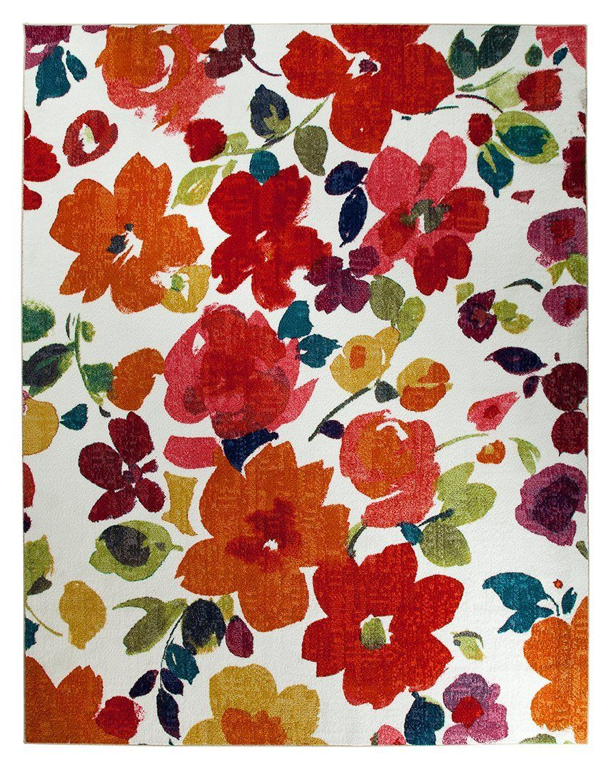 ikea modern floral of and bright pink floor contemporary size area blue full rug navy rugs