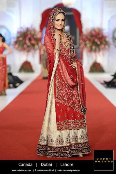 Pakistani Indian Fashion Bridal Wedding Gowns Designs Collection
