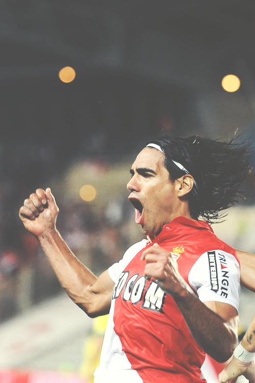 Radamel Falcao As monaco, Football photography, Falcao