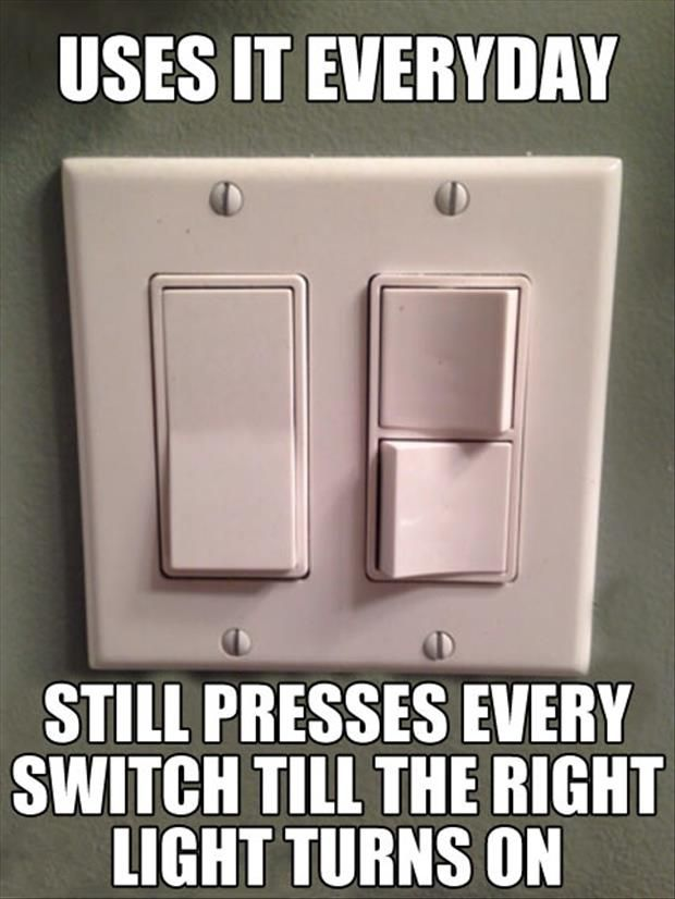 funny light switches i
