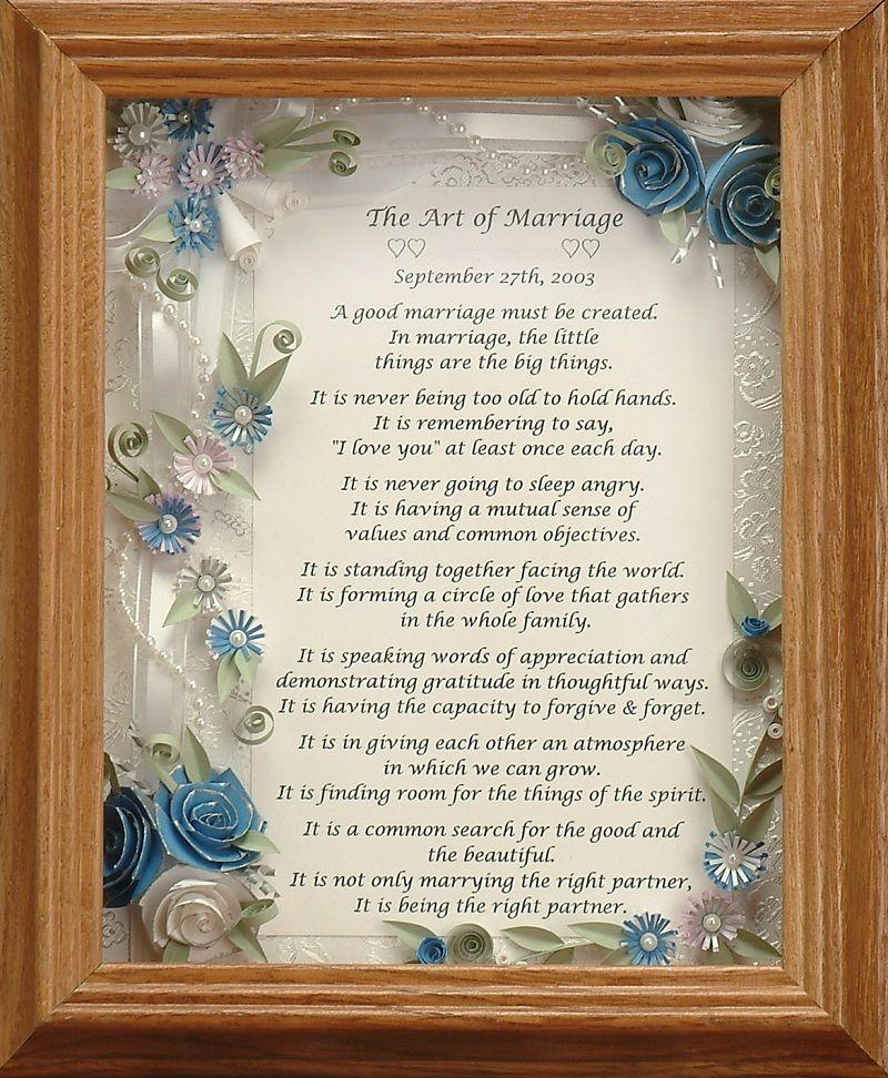 Wedding Day Poems For Bride: Card Poem Ideas