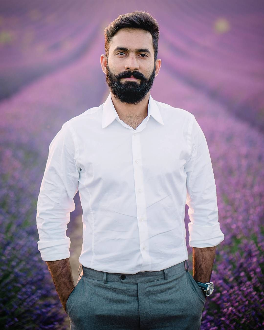 "Joseph Radhik on Instagram: ""Beard goals. Dinesh (Karthik) showing off that deadly #beard. #movember #movember2015 #beardgoals #makeportraits #postthepeople #dude…"""