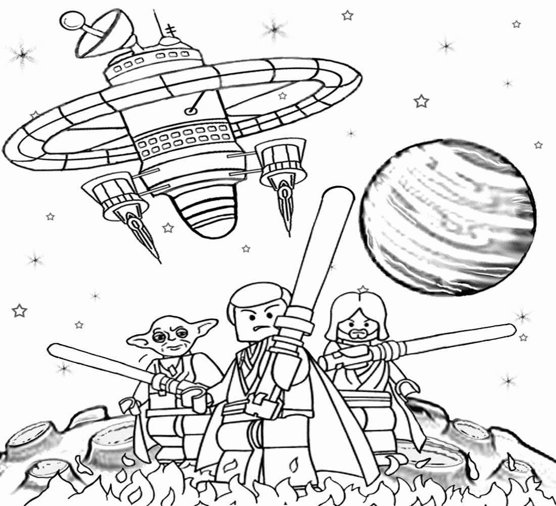 Lego Star Wars Coloring Page Unique Star Wars Coloring Pages