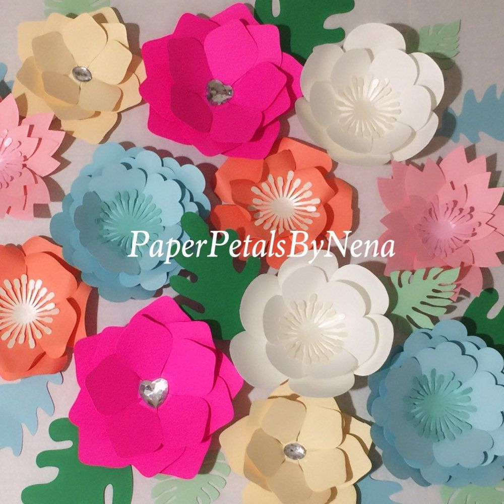 Ium offering a discount  paper flower backdrops  Pinterest