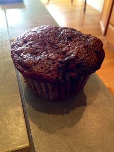 Cake Mix Chocolate Zucchini Muffins