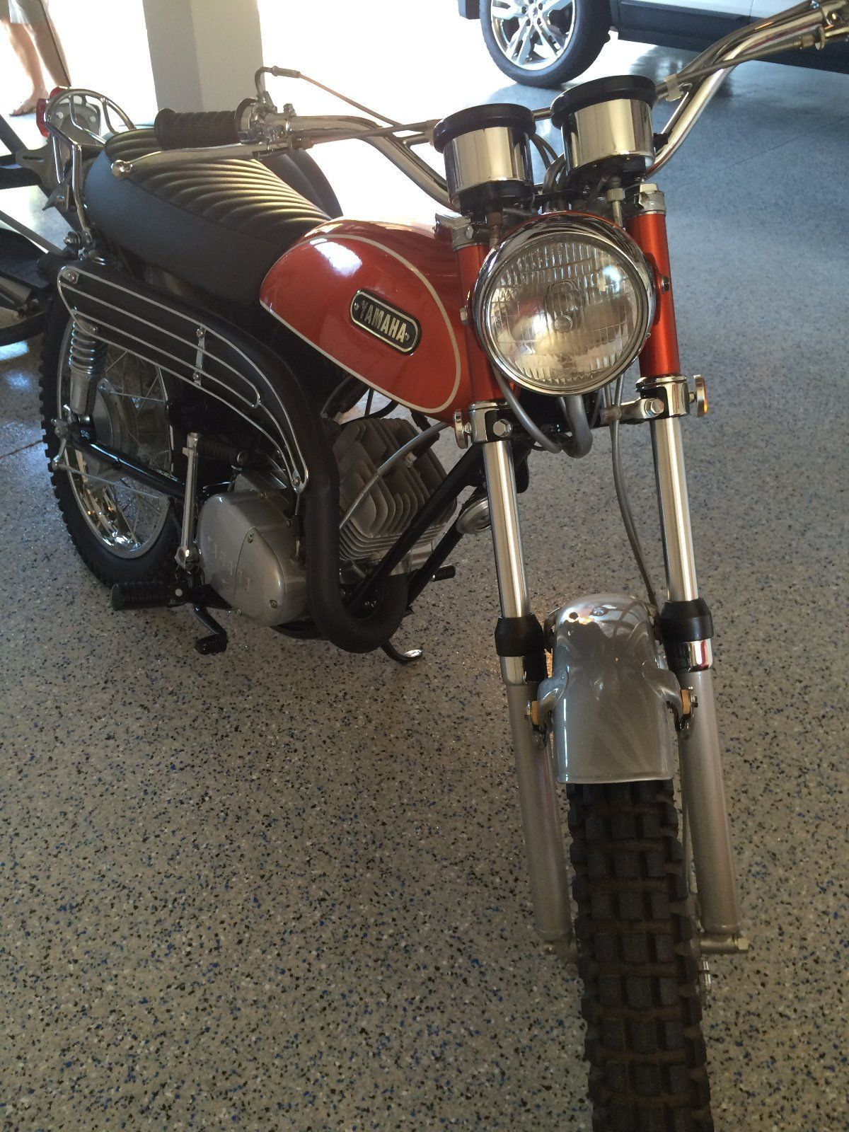 1969 Yamaha Ct 1 175 Enduro Fully Restored | eBay | 1969