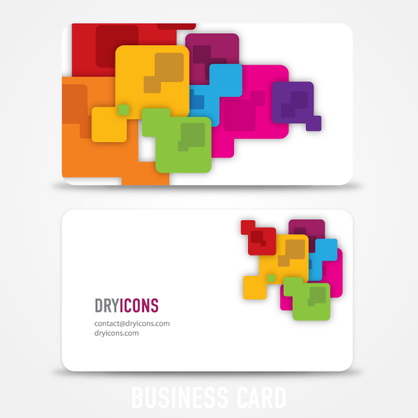 Abstract square business card design template business card design free business cards cheap business cards create free business cards free business card custom printed color design other free stuff freebies reheart Images
