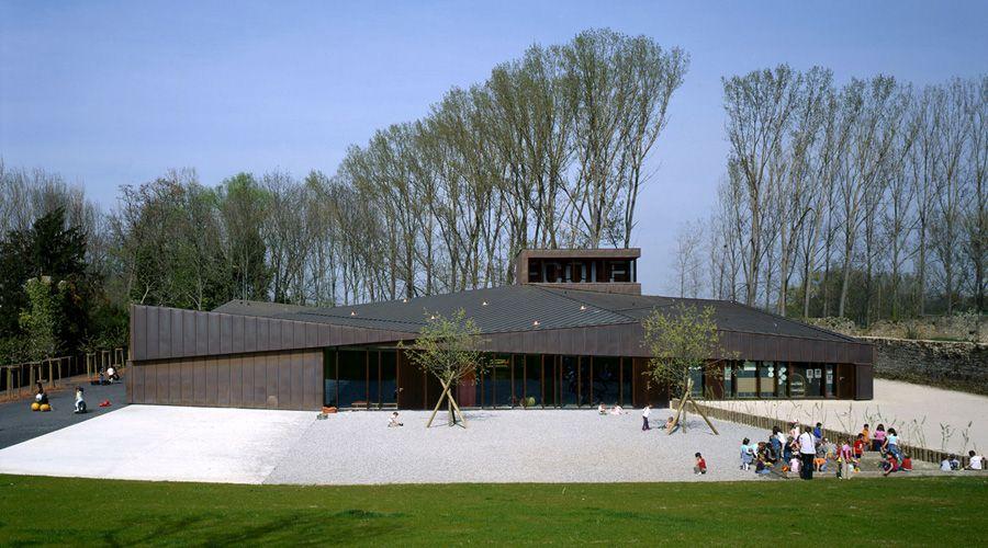 Ecole maternelle Marmoutier, 2006