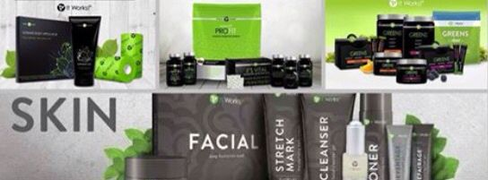 Amazing range of products. The hydrating Facial Wraps are a real treat in the luxury of your own home. Wholesale rates for a 90 day challenge.  Comment for details, it shop directly  www.getyoursexyback.co