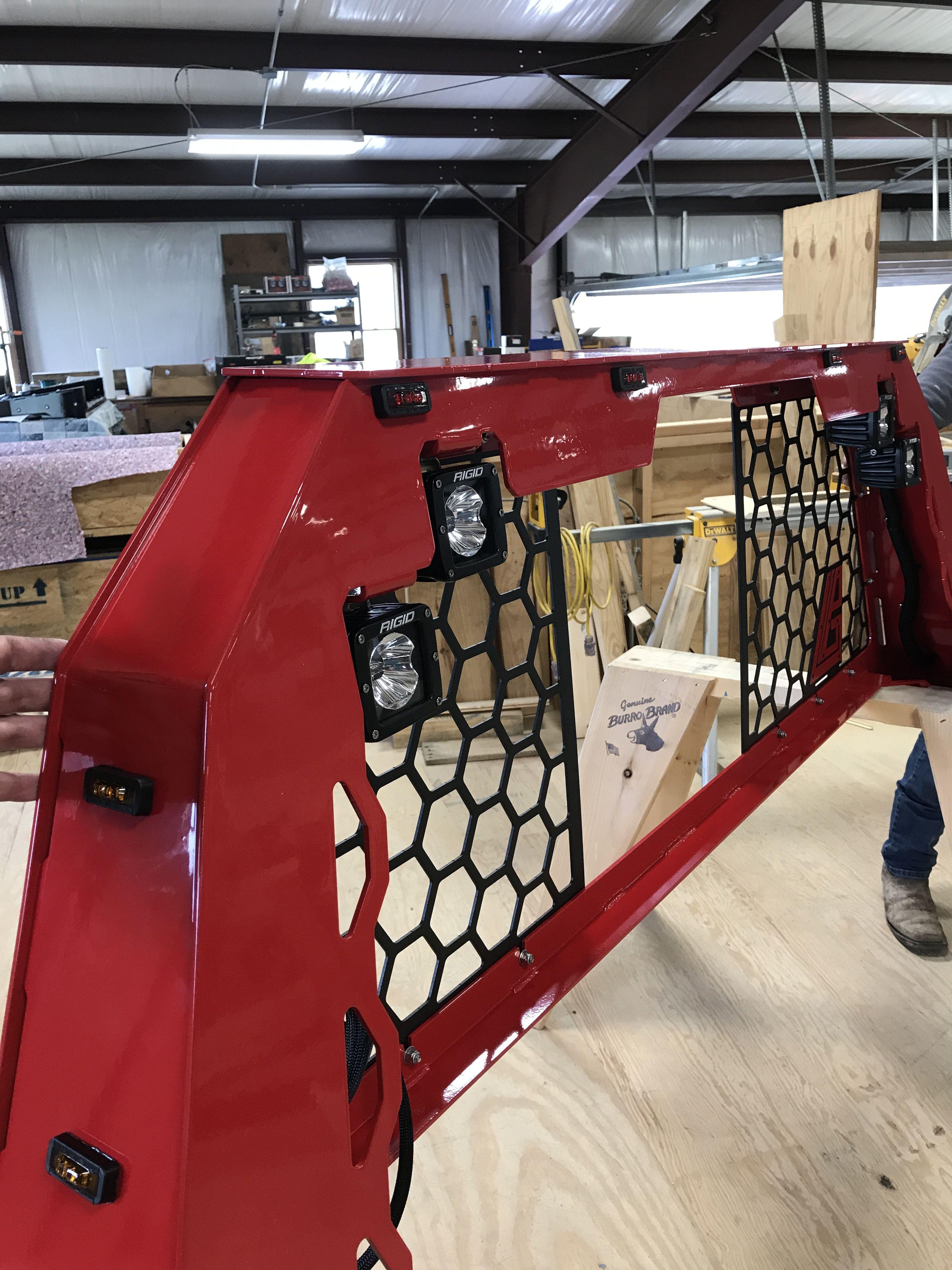 Headache Rack In 2020 Truck Grilles 4x4 Accessories Cool Trucks
