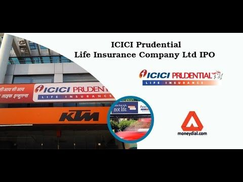ICICI Prudential Life Insurance Company Ltd IPO | Life ...