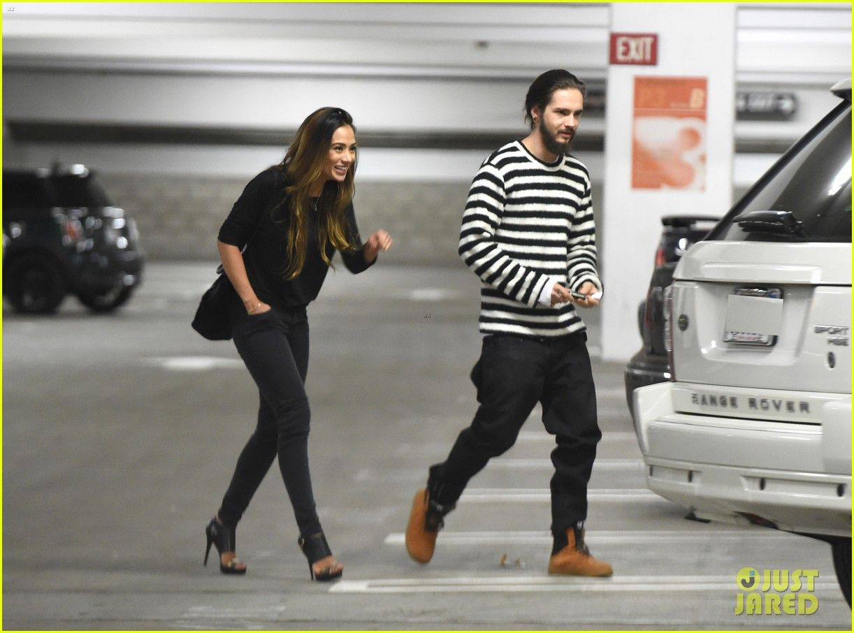 Tom-kaulitz-movie-date-night-with-girlfriend-ria