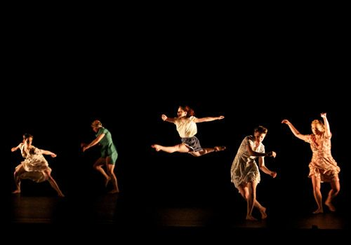 National Dance Company Wales in Christopher Bruce's Dream. Photograph by Andrew Ross  #WOWclassicalandopera