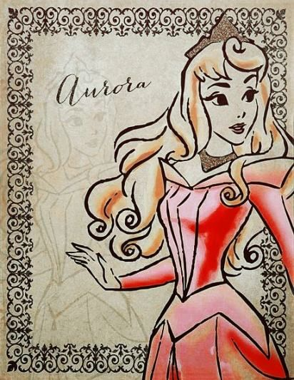 Drawing Ideas Disney Princesses Aurora 28 Ideas For 2019