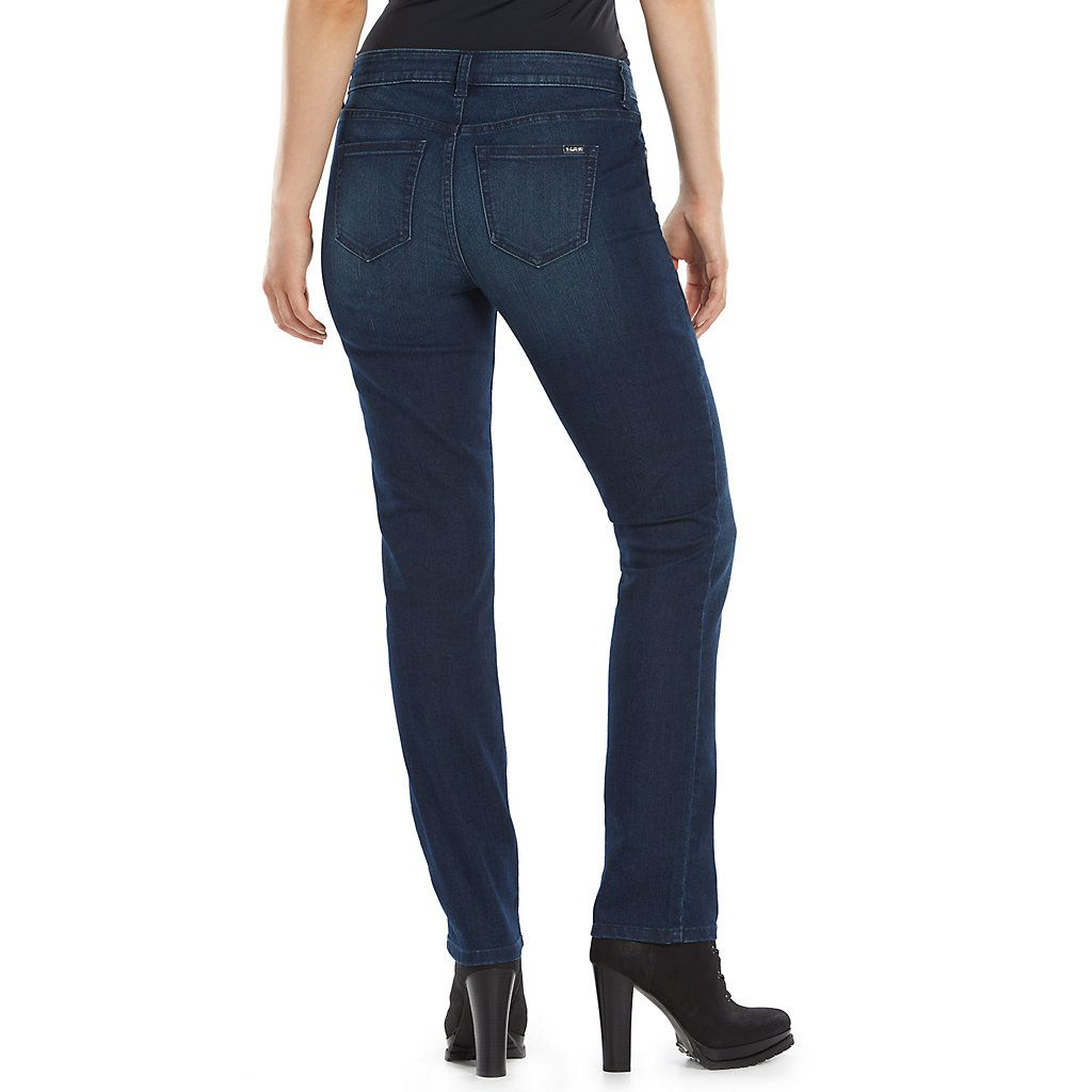 e86e851ad3e96 Jennifer Lopez Straight-Leg Jeans - Women's | products | Jennifer ...