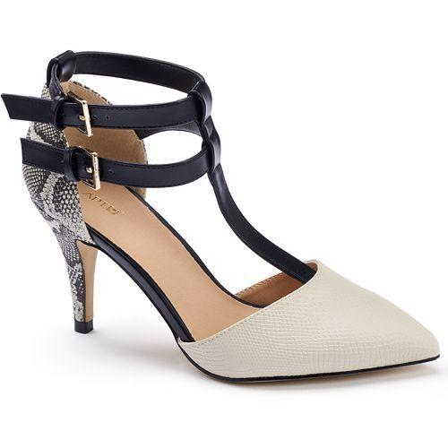 Apt. 9® Women's T-Strap High Heels