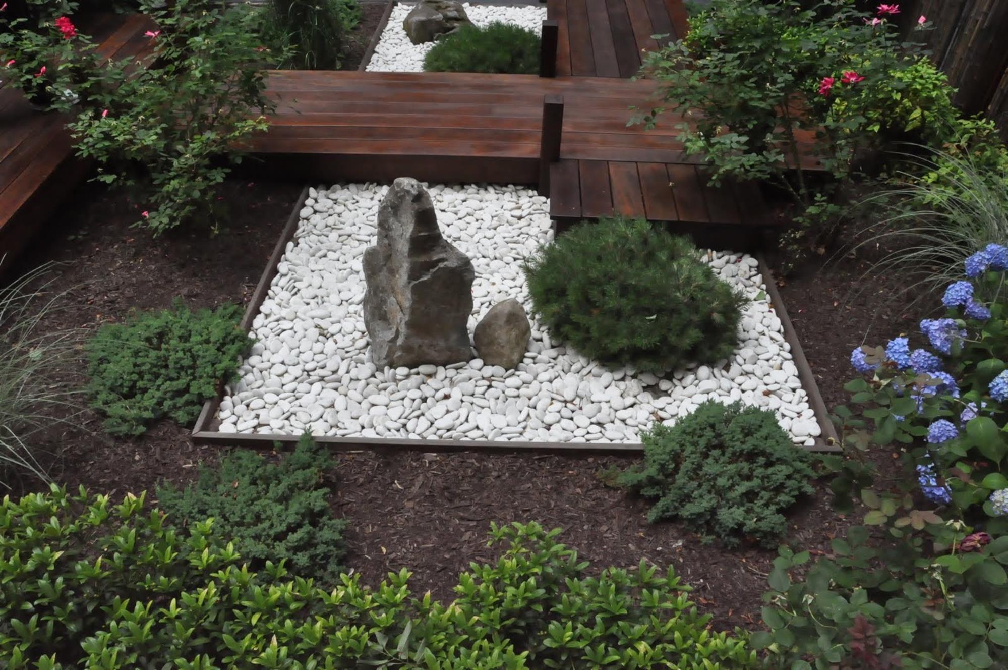 Diy Backyard Zen Garden - Garden Design on Zen Garden Backyard Ideas id=56801