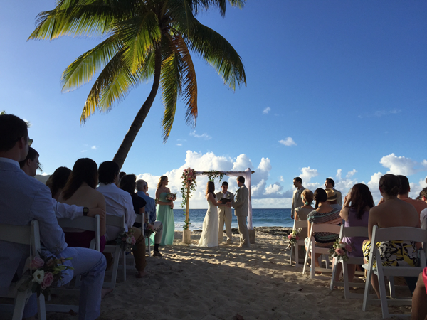 Caribbean Destination Wedding On The Beach In St Croix To See More Weddings