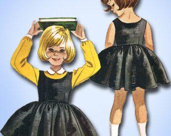 1950s Vintage Anne Adams Sewing Pattern 4621 by vintage4me2