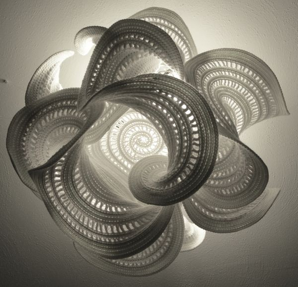 Gabriele Meyer | Mathematical Art Galleries - crocheted hyperbolic ...