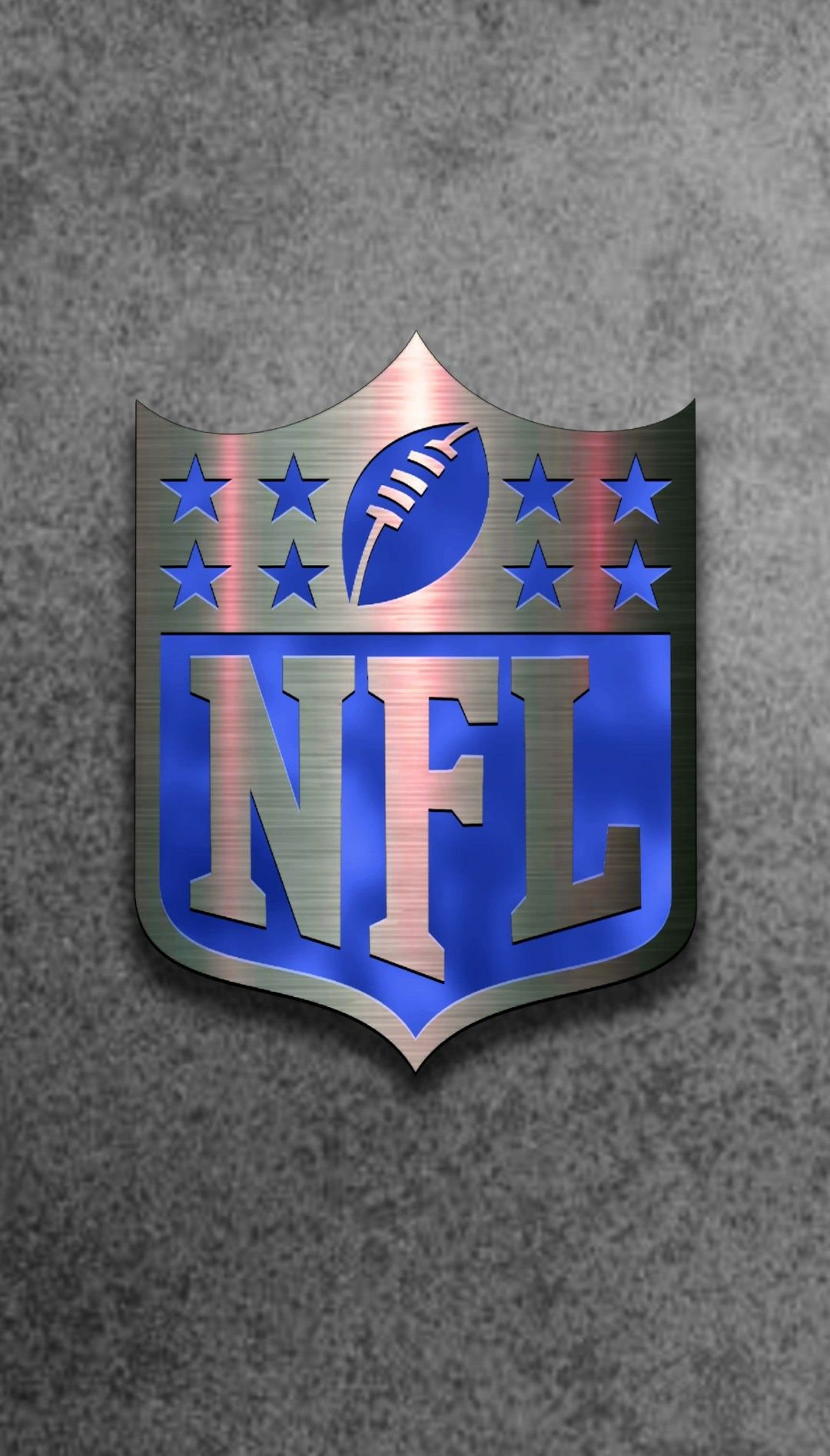 Nfl Logo Wallpaper Metal Nfl Logo Nfl Teams Logos Nfl Teams