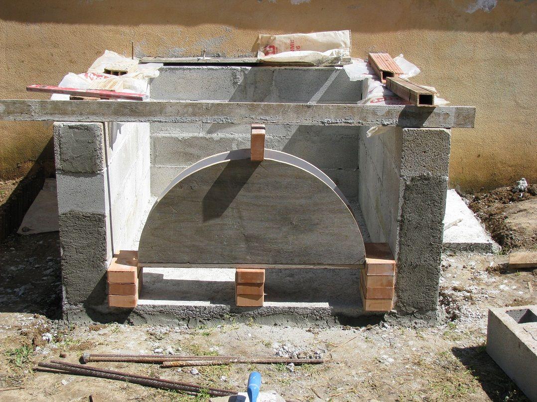 Costruzione forno a legna possibilmente economico come costruire un forno a legna wood - Forno pizza casa legna ...