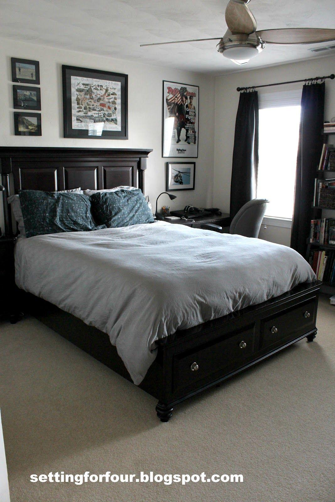 Teenage Boys Bedroom  DIY Home Decor  Boys bedroom sets