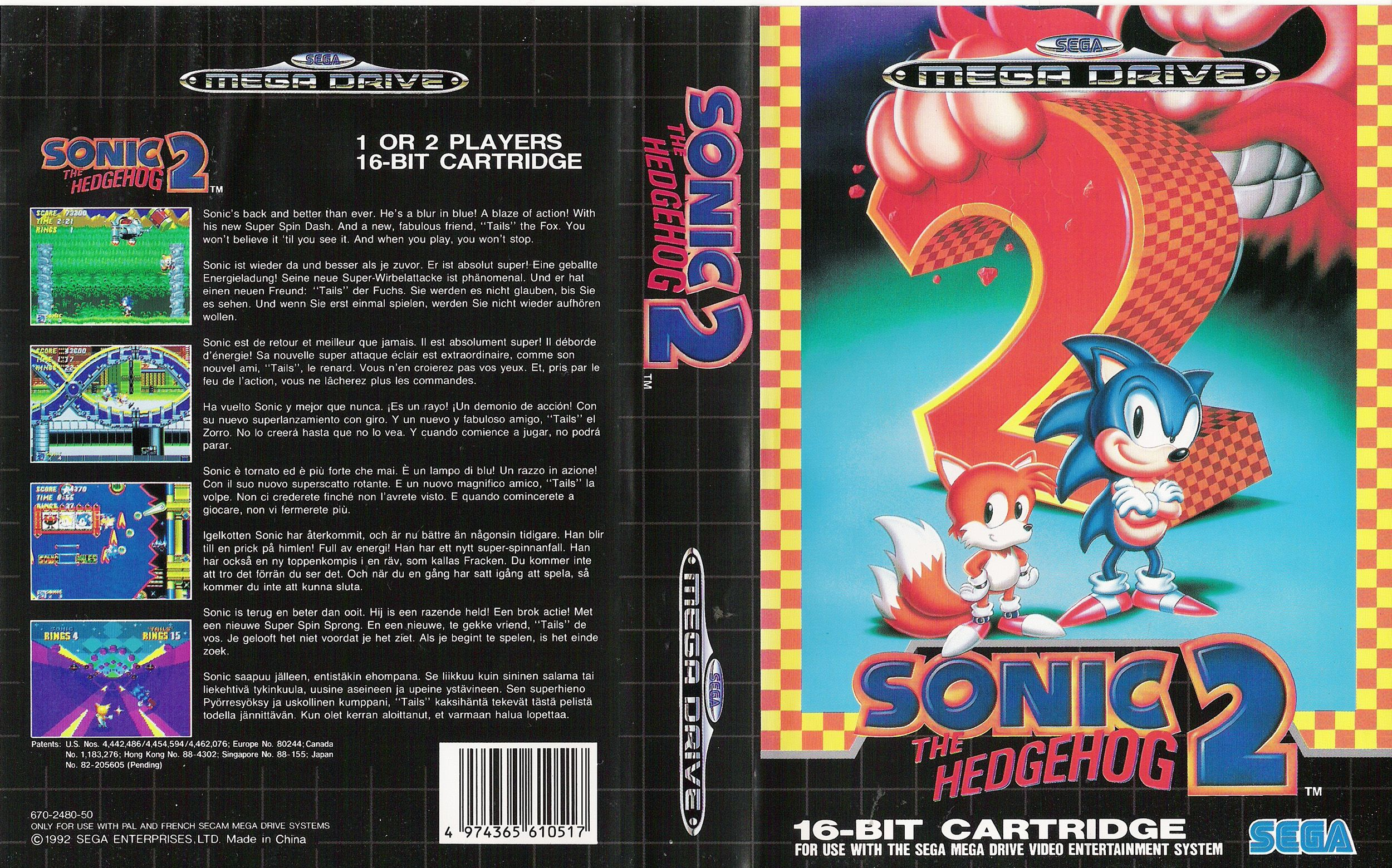 sonic the hedgehog 2 master system emulator