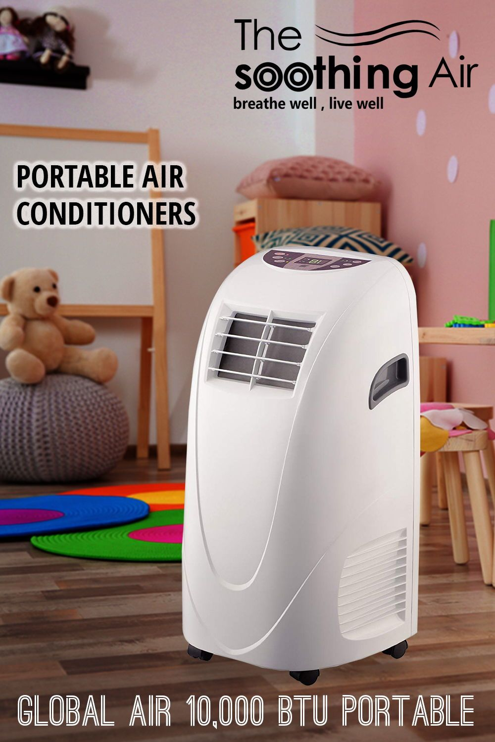 Top 10 Portable Air Conditioners Feb 2020 Reviews Buyers