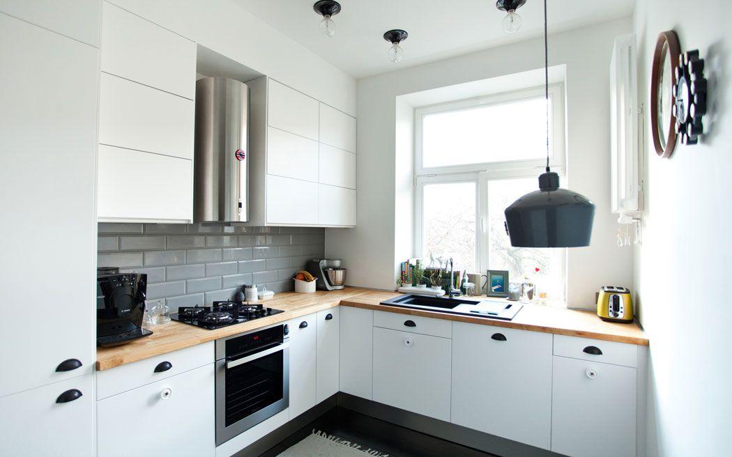 Jak Wykonczyc Sciane W Kuchni Z Drewnianym Blatem Dobieramy Idealne Plytki Ih Internity Home Kitchen Inspirations Kitchen Design Kitchen Dinning