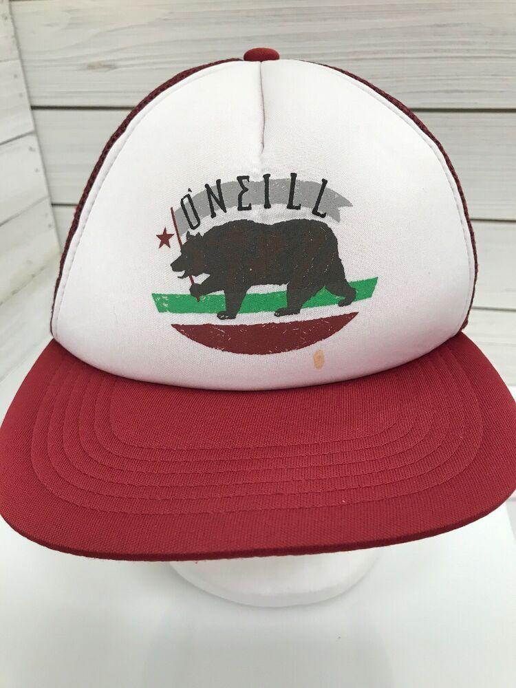 Kelly Green Red Vintage Flat Bill Snap Back Snapback Baseball Cap Caps Hat Hats