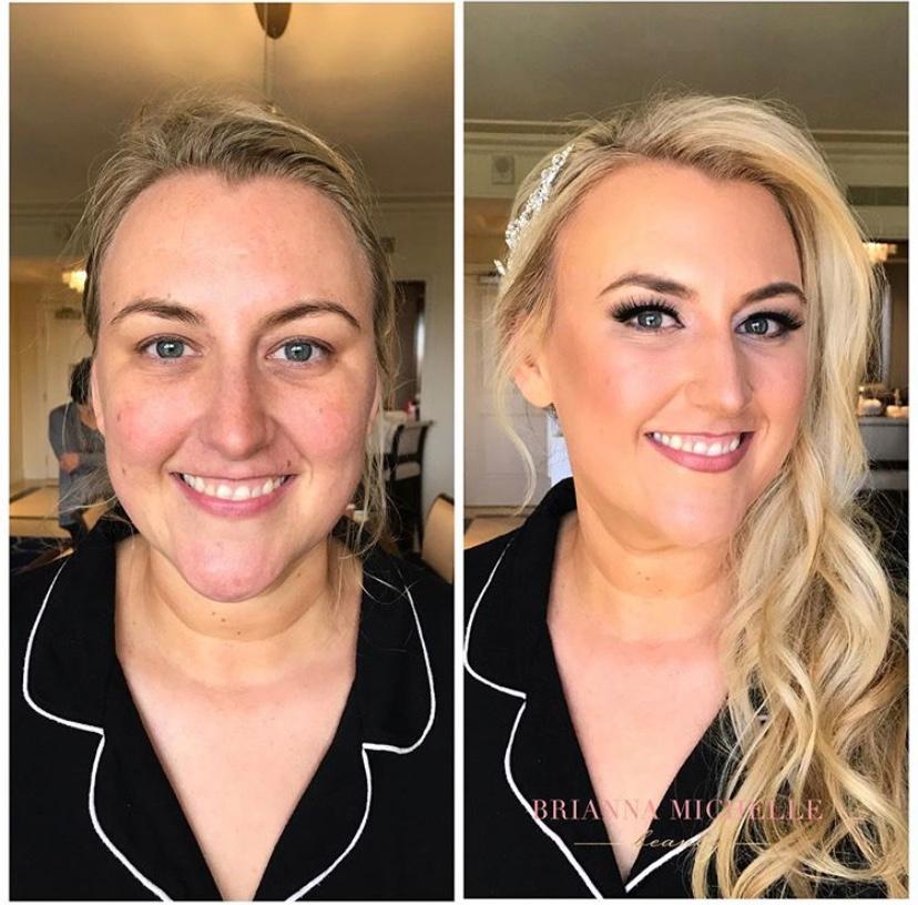 Brianna Michelle Beauty Las Vegas Wedding Makeup Artist