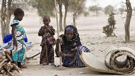 HCR- L'Agence des Nations Unies pour les réfugiés