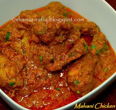 LOVE TO COOK: Malvani Chicken | Spicy Chicken Curry