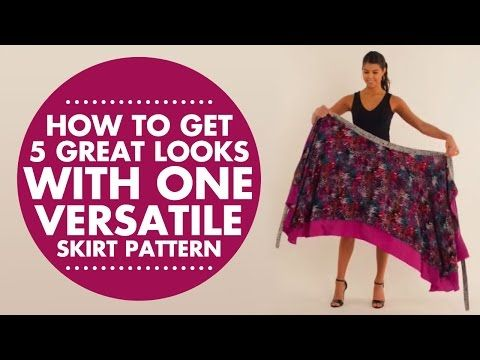 Wrap, Twist & Tie: How to Get 5 Great Looks with O