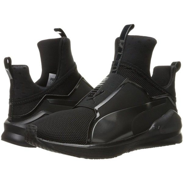 3ae1f187352e PUMA Women s Fierce Core Cross-Trainer Shoe (£42) ❤ liked on Polyvore  featuring shoes