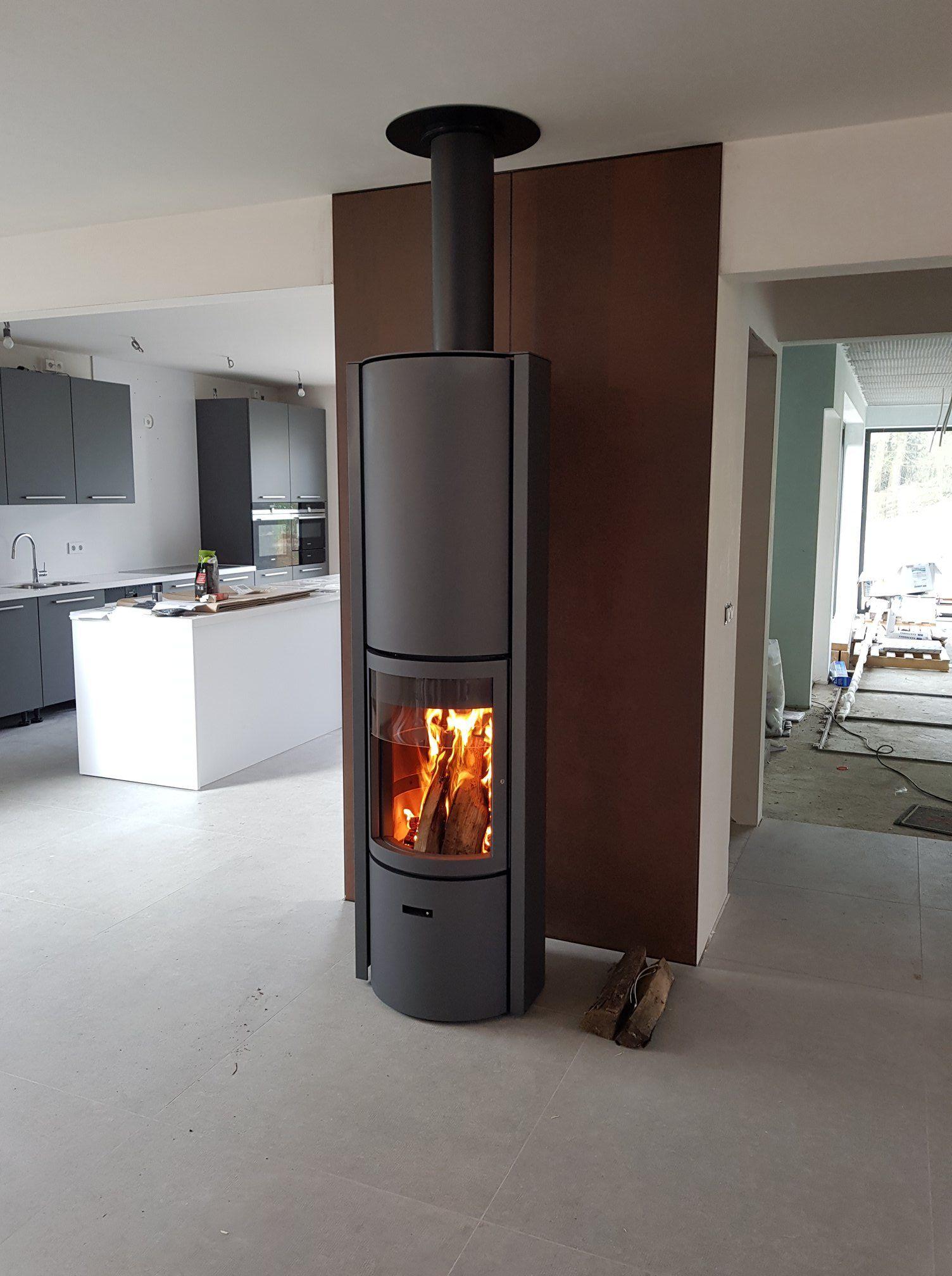 Stuv 30 H By Cheminees Passion Stuv Cheminee Fireplace