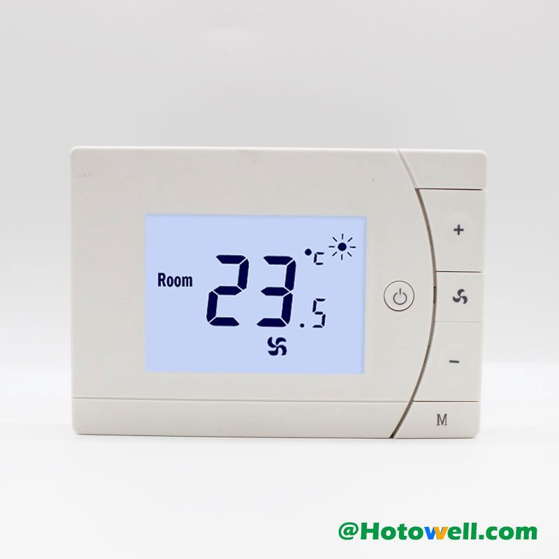 Htw 31 F13 Series Programmable Thermostats Are Used To Control