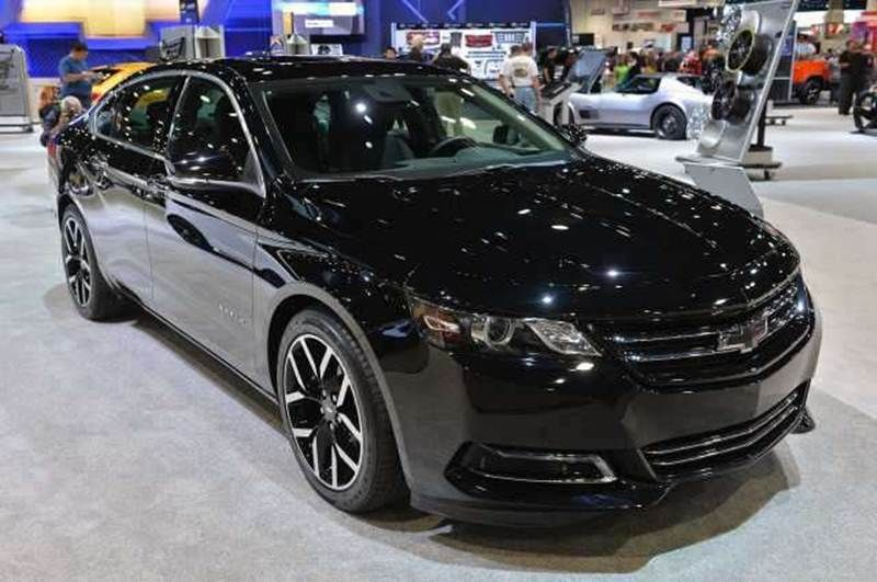 2018 Chevy Impala Ss Redesign Best Car Reviews