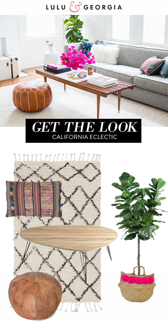 We are ALL about casual, boho vibes. Shop Lulu & Georgia - your source for the latest trends in home decor. Receive 10% OFF your first order when you sign up for our email list! START SHOPPING >