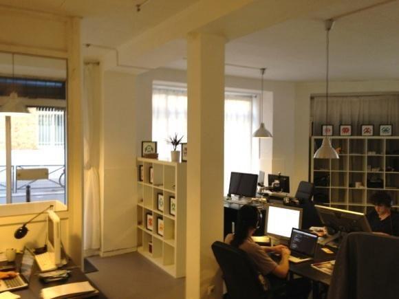 Location de bureaux bureau pour startup à paris office