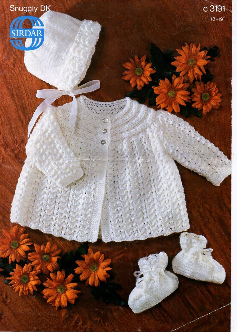 Pin On Baby Amp Children S Knit Patterns