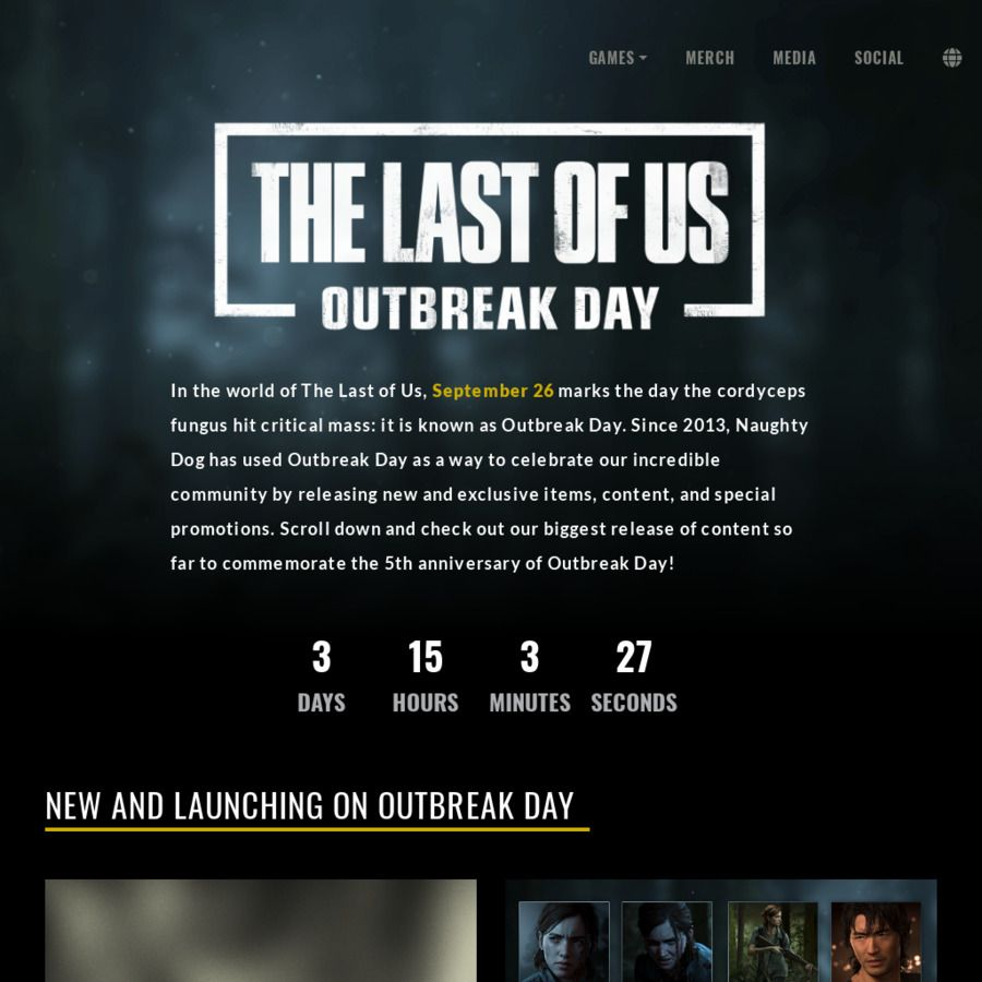 PS4] Free: The Last of Us Part II (Theme, Theme Song, Device