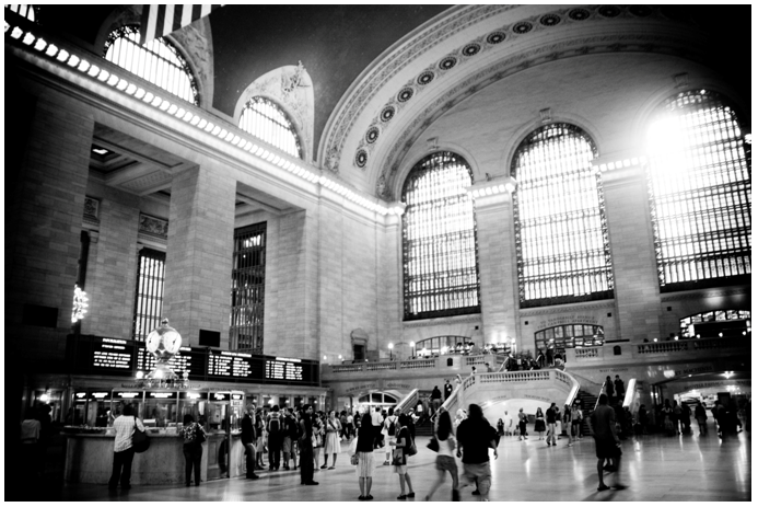 Grand Central Terminal Places Around The World Central Station City