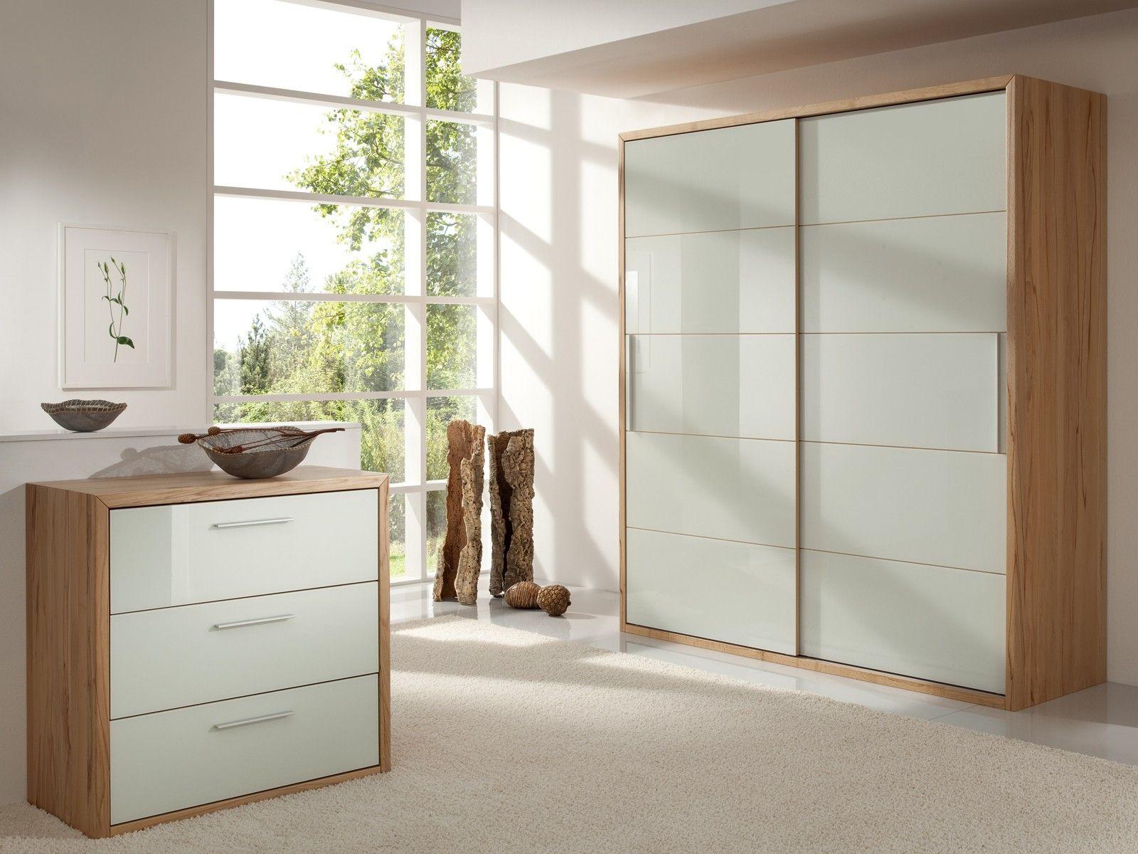 schiebetÜrenschrank cube - modern solid wood wardrobe | bettkonzept