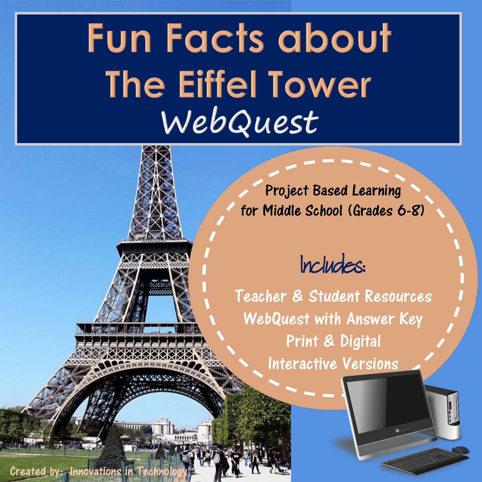 Learning About The Eiffel Tower