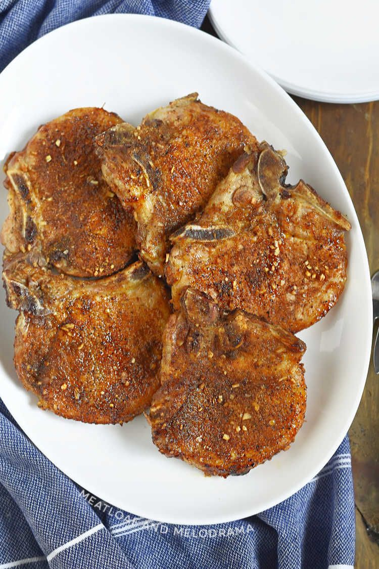 Air Fryer Pork Chops Recipe (With images) Air fryer