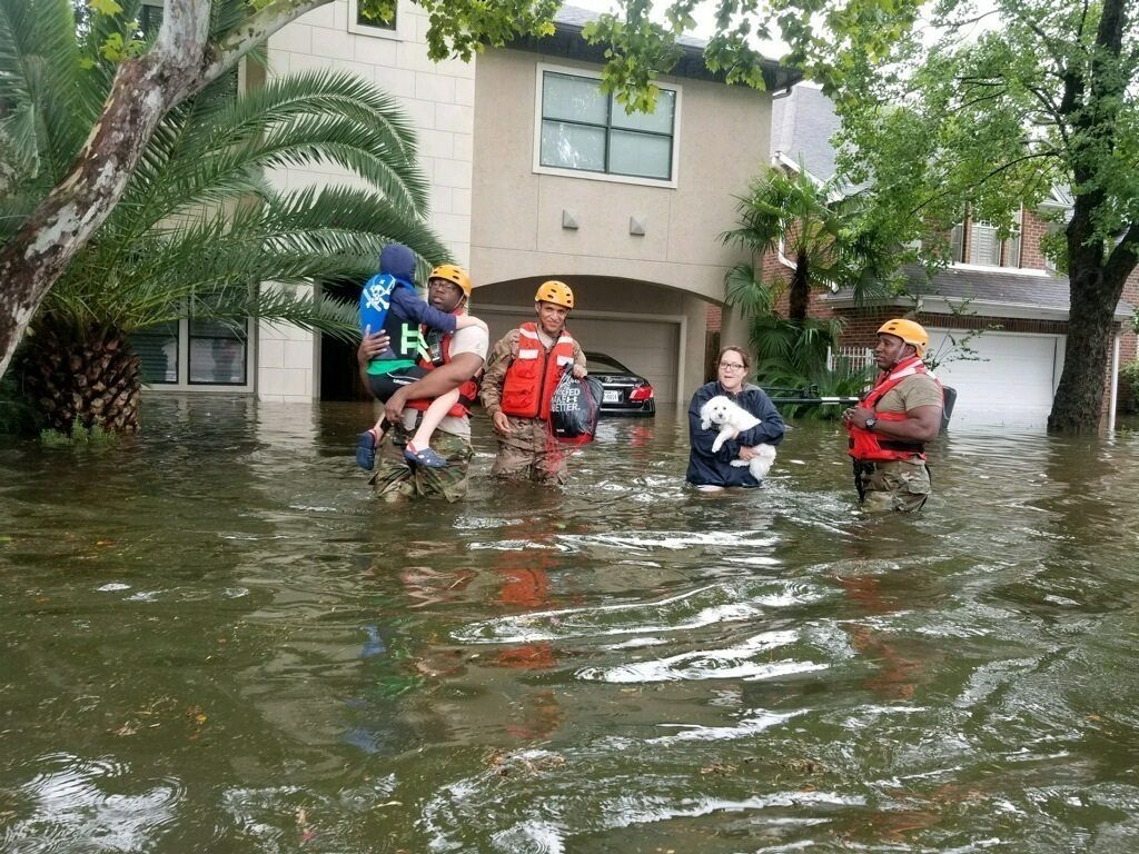 6 Ways You Can Help Those Affected By Hurricane Harvey Flood Flood Risk Flood Zone