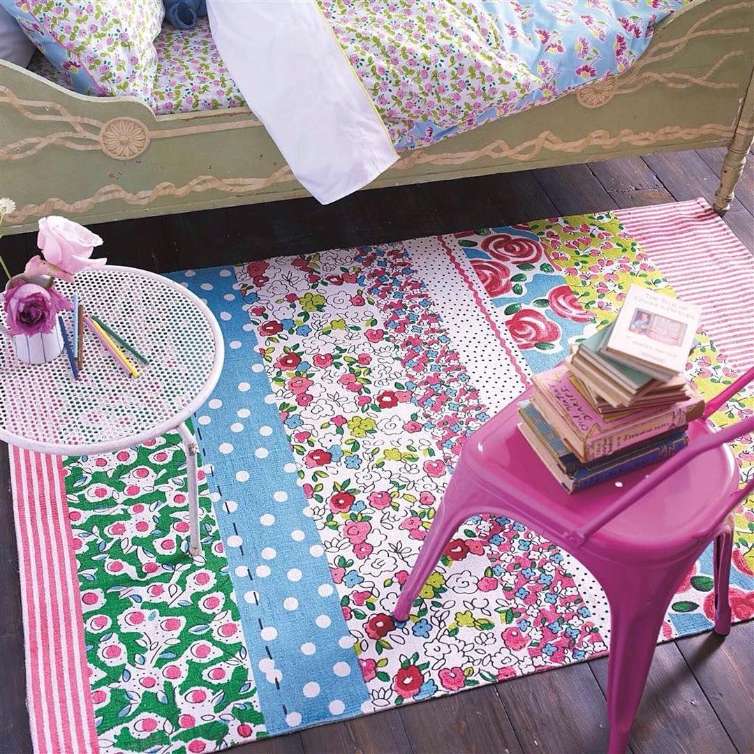 DesignersGuild #rug #girl #rom #bedroom #alfombra #dormitorio ...
